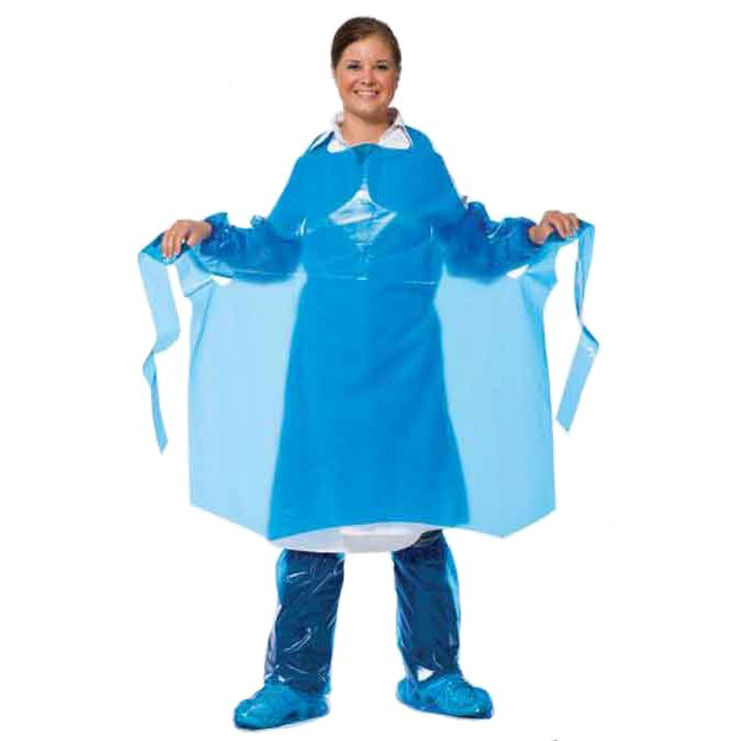 Disposable Poly Aprons
