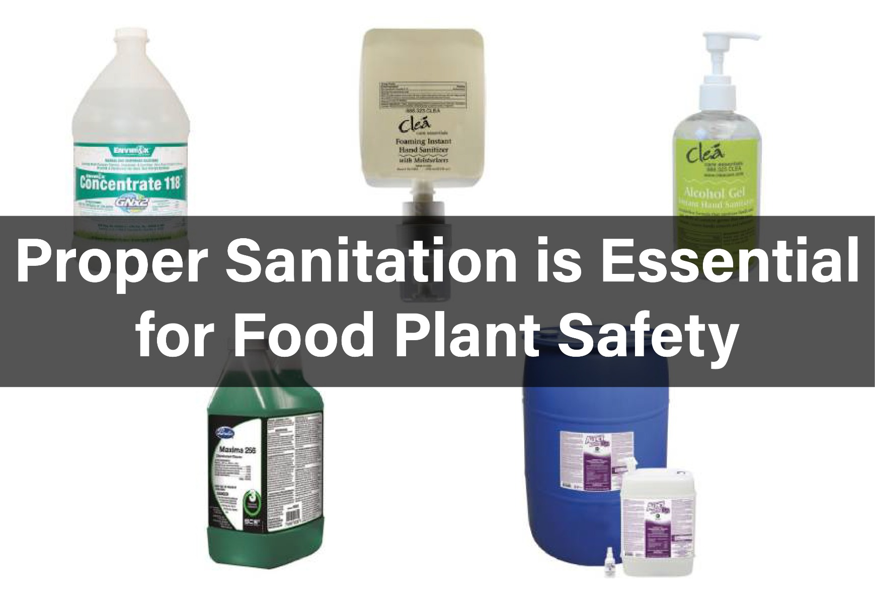 Sanitizer Supplies