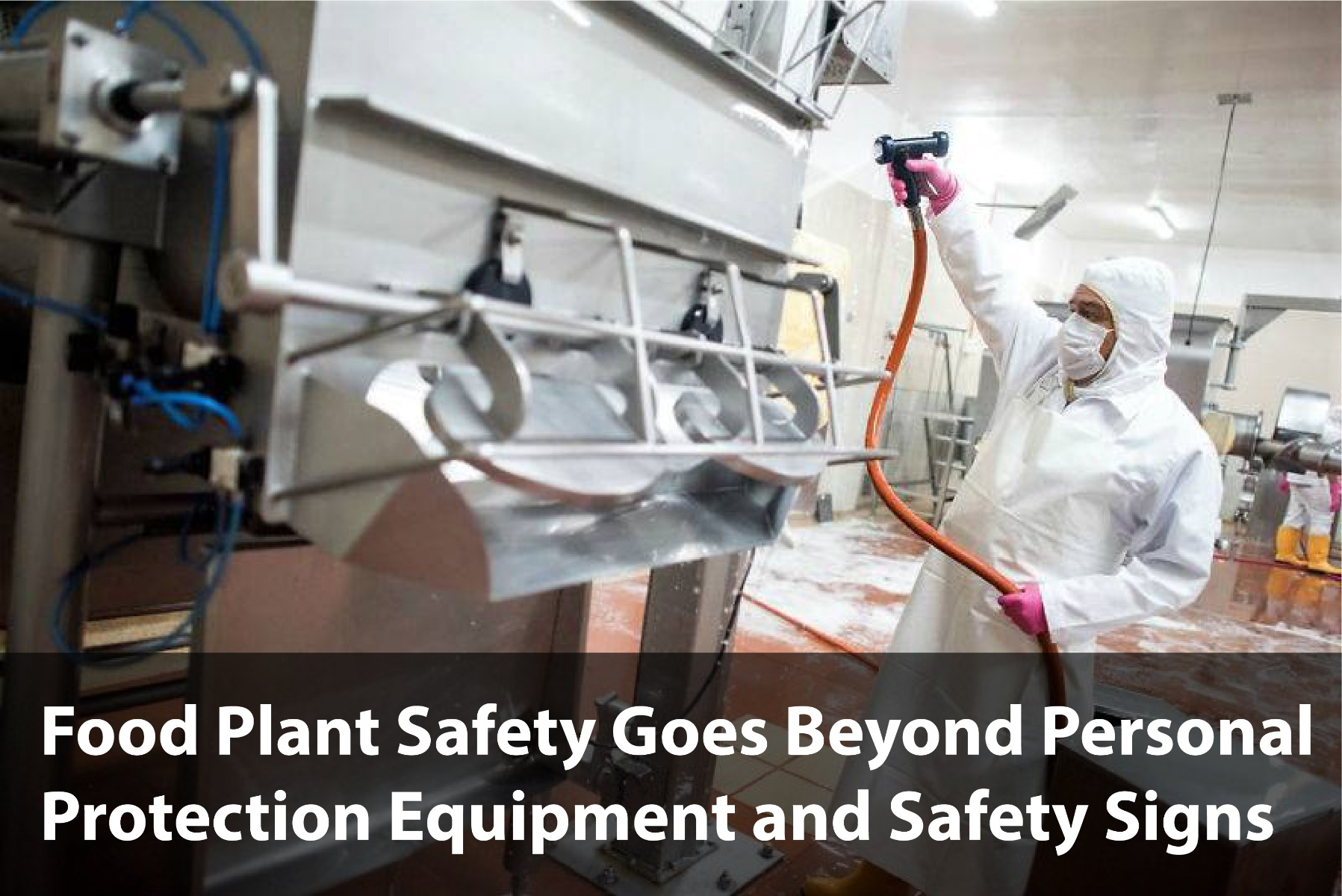 PPE Food Plant Safety
