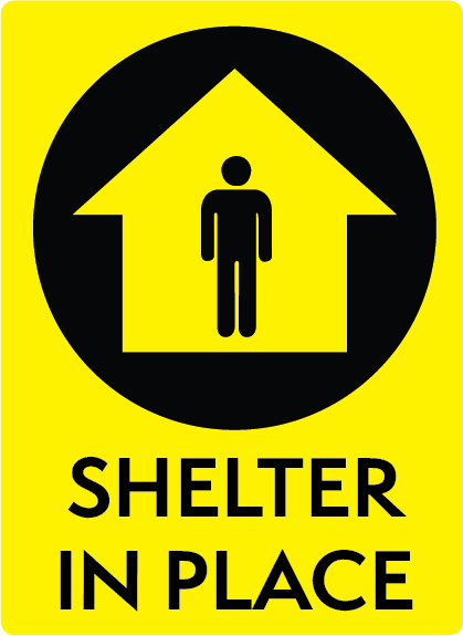 10 tips on how to survive shelter at home.