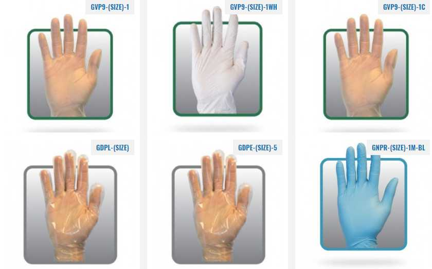 Why Choosing Food Grade Gloves is Essential for Maintaining Food Safety
