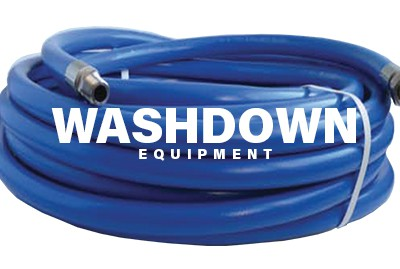 Washdown equipment